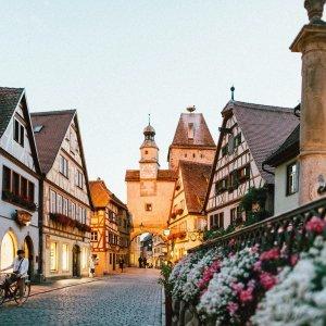 Germania - anno all' estero
