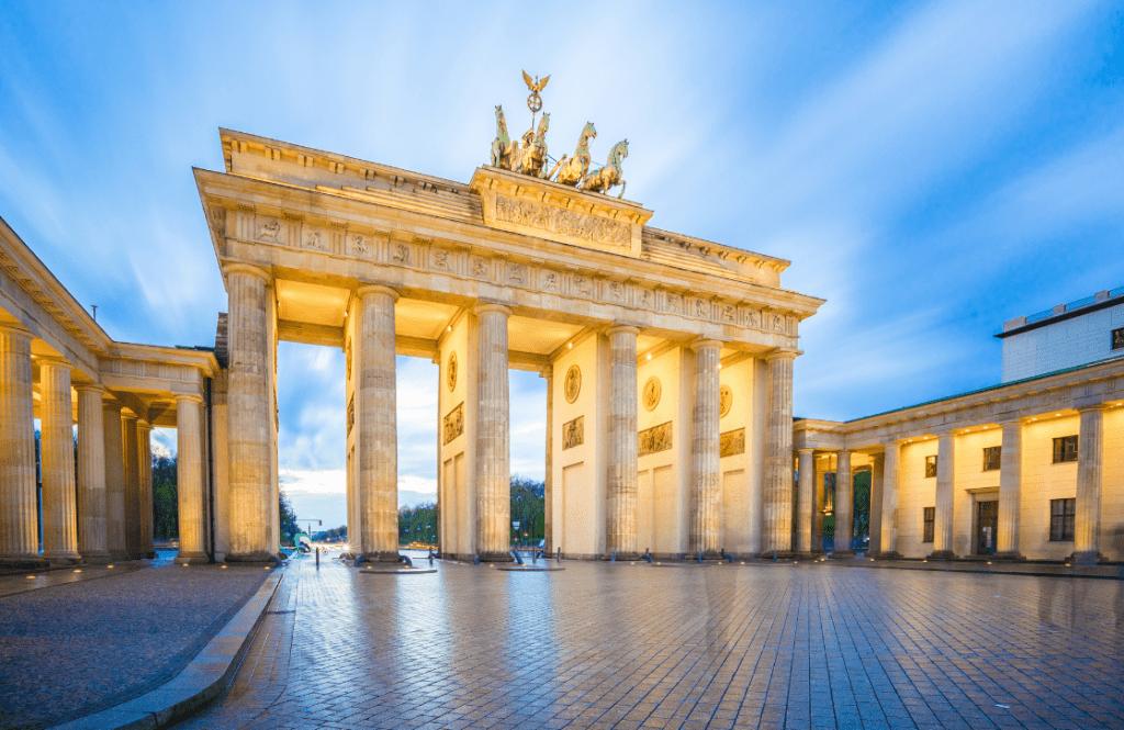 Berlino, Germania - Viaggio studio