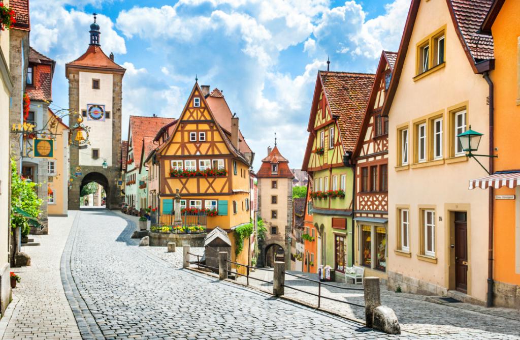 Anno all'estero in Germania