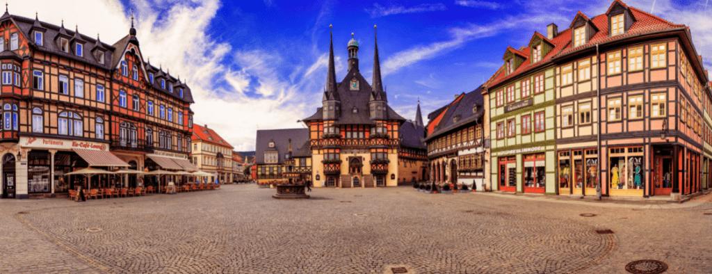 Anno all' estero Germania