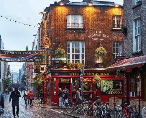 Anno all'estero in Irlanda