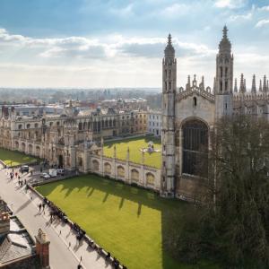 Cambridge - viaggio studio