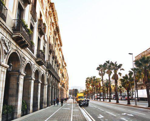Spagna - anno all' estero